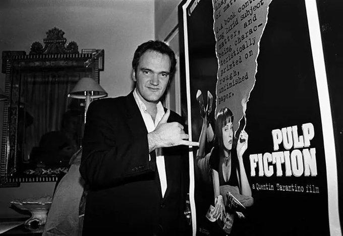 Happy 56th Birthday, Quentin Tarantino