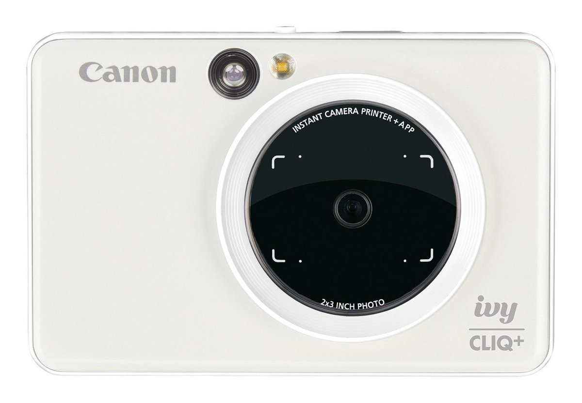 Canon is cashing in on the instant-print trend with its new CLIQ cameras