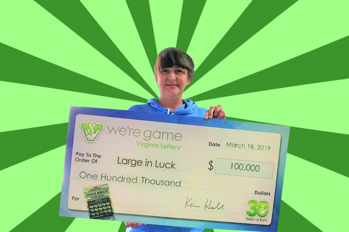 Virginia Lottery on Twitter: