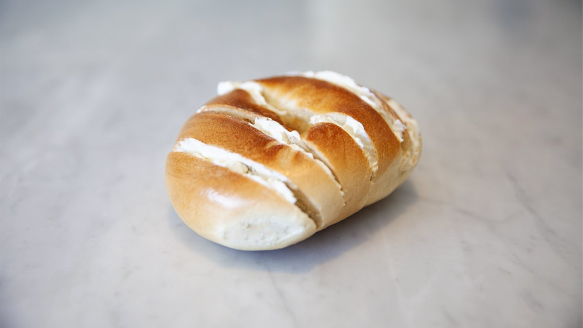 Don't judge a bagel for the way it's sliced. Judge it by how much Philly Cream Cheese it has on it. #StandWithSTL #Bagelgate <br>http://pic.twitter.com/UKEhcD6UDQ