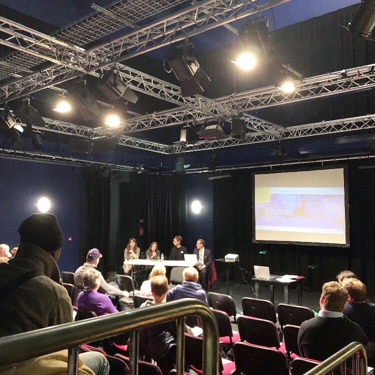 #Glasgow, last training session about #Brexit #settledstatus and #EU #CitzRights. Thanks @paulgharvey and Lauryn McCrorie! More sessions ahead, for EU citizens this time: 29.03, Glasgow Queens Cross Housing Association, 30.03 Dundee BSL, 31.03 Blairgowrie. Details on Facebook