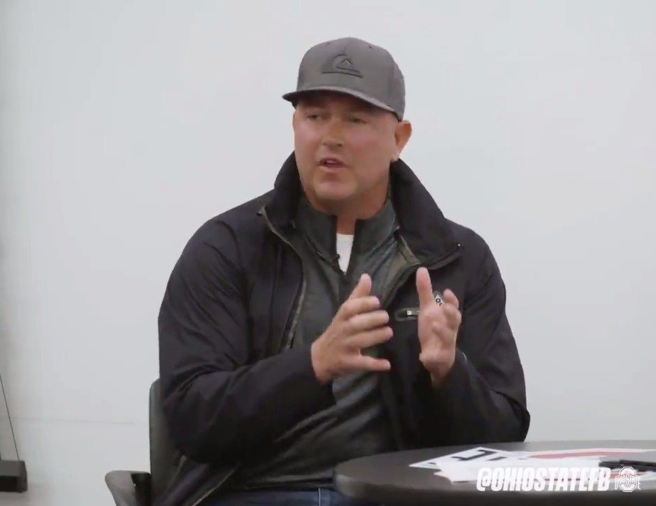 Kirk Herbstreit stopped by Ohio State for Real Life Wednesdays, see what he had to say.