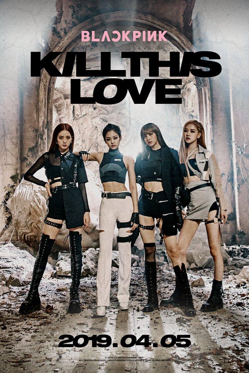 "BLACKPINK >> EP ""Kill This Love"" - Página 14 D2yI3P5UYAIwfdK"