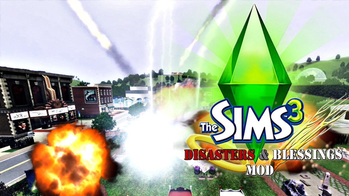 Some Special ones for Sims 3: Violence And Aggression: Tweet
