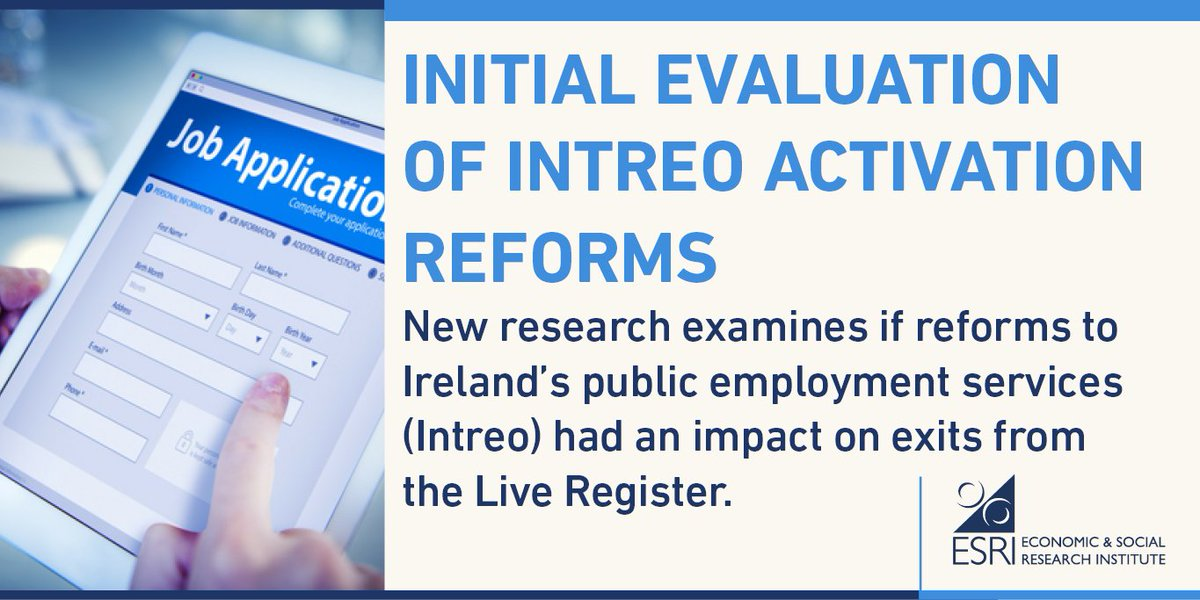 New Research Finds No Evidence That >> Esri Dublin On Twitter A New Study Funded By Welfare Ie Finds No