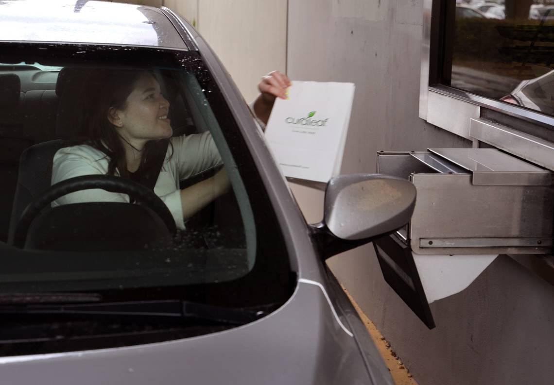 迈阿密首间大麻药店车道型(Drive Thru)门市正式开幕