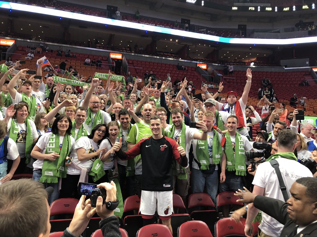 Tonight was incredible! Thank you to my country for all the love and support 🇸🇮 Will never forget it 💚@kzs_si #TheDragon 🔥🐲