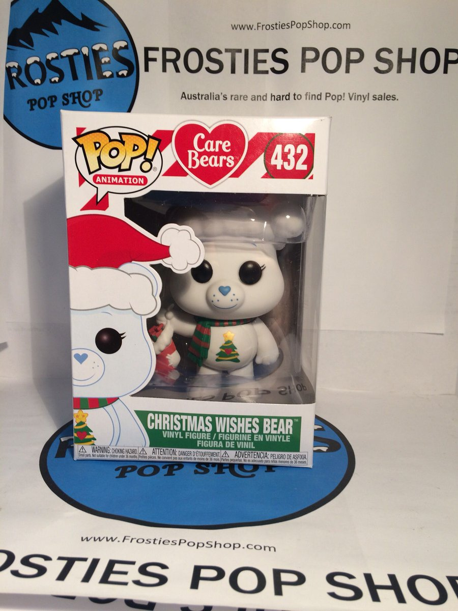Frosties Pop Shop On Twitter Carebears Christmas Wishes Bear Funko Pop Vinyl Now Available Online Check Out Now Frostiespopshop Https T Co 3sjolmemow Https T Co G6kdqkikyt Https T Co U30xojihb2 All New Waffle Shop Up