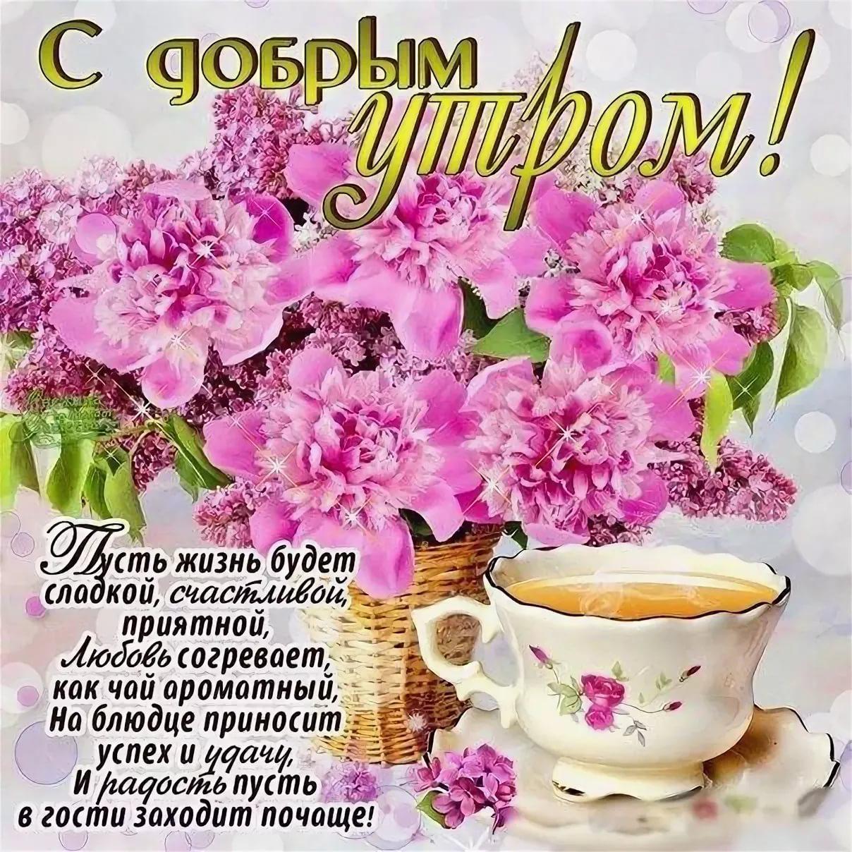 Днем, картинки с пожеланием доброго утра и хорошего дня женщине