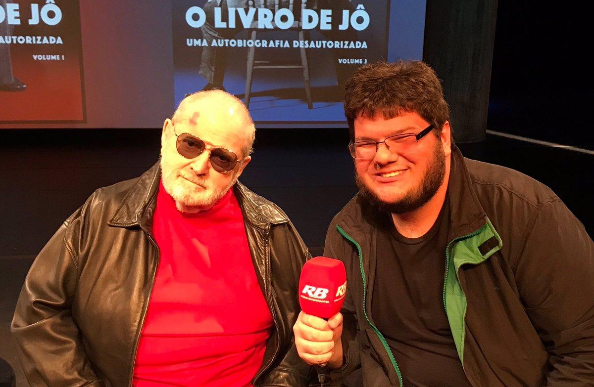 Rádio Bandeirantes's photo on Jô Soares