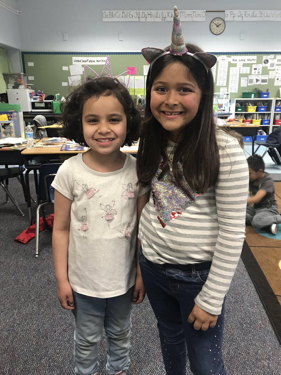 Just a couple of unicorns heading into spring break. We already can't wait to be back together in a week! <a target='_blank' href='http://twitter.com/CampbellAPS'>@CampbellAPS</a> <a target='_blank' href='https://t.co/hm2MDQ8Q49'>https://t.co/hm2MDQ8Q49</a>