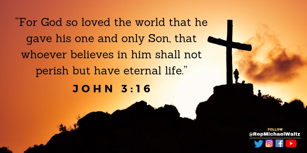 Have a blessed #GoodFriday. May we honor and strive to be worthy of Christ's ultimate #sacrifice today and every day.