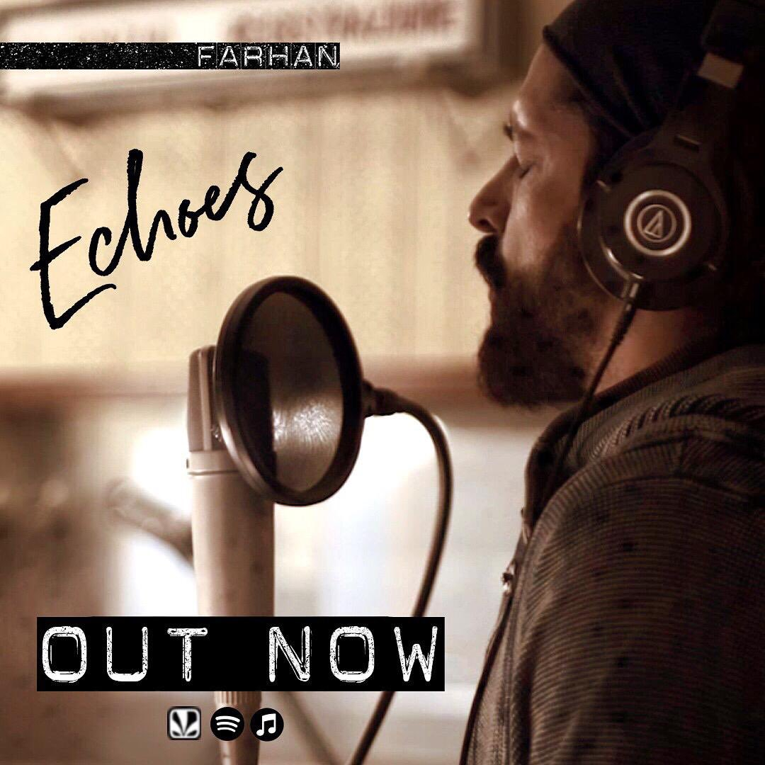 The day is finally here. 'Echoes' my debut album released today. Thank you to all who collaborated and contributed along this journey. You know who you are. My heart is full of gratitude and love.   I hope you enjoy the music .. big big hug.  http://www.fanlink.to/farhanechoes