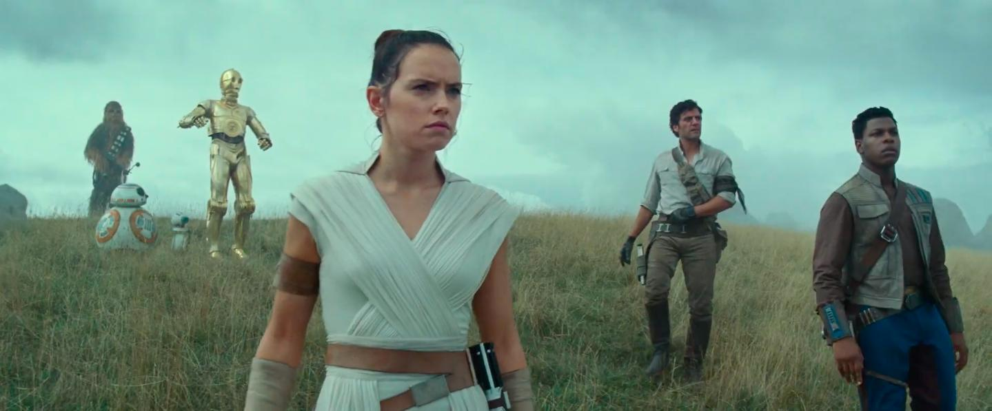 Star Wars: The Rise of Skywalker Teaser Unleashed