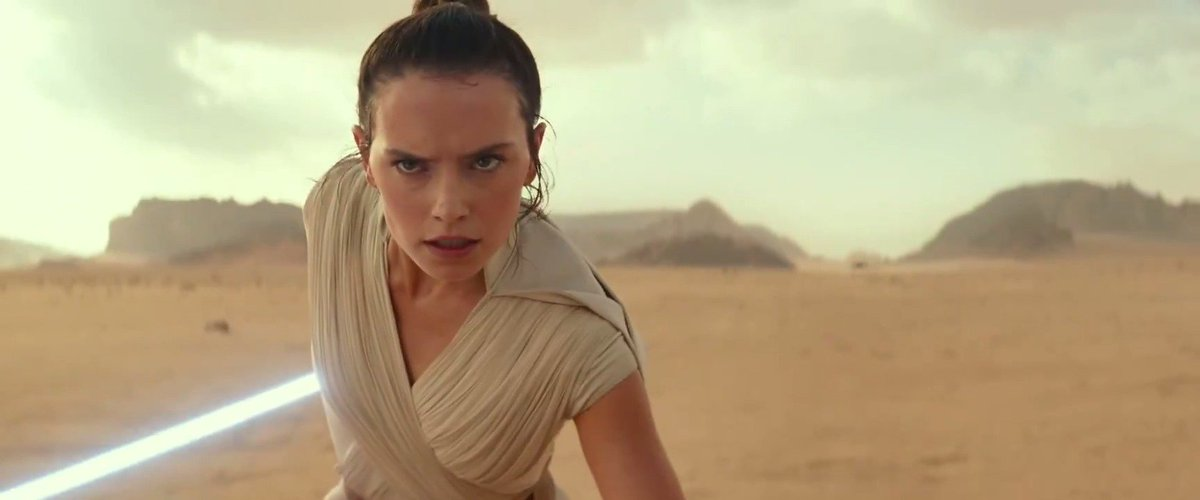 It's here! Watch the all-new trailer for Star Wars: Episode 9 now:
