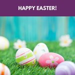 Image for the Tweet beginning: Happy Easter to you and