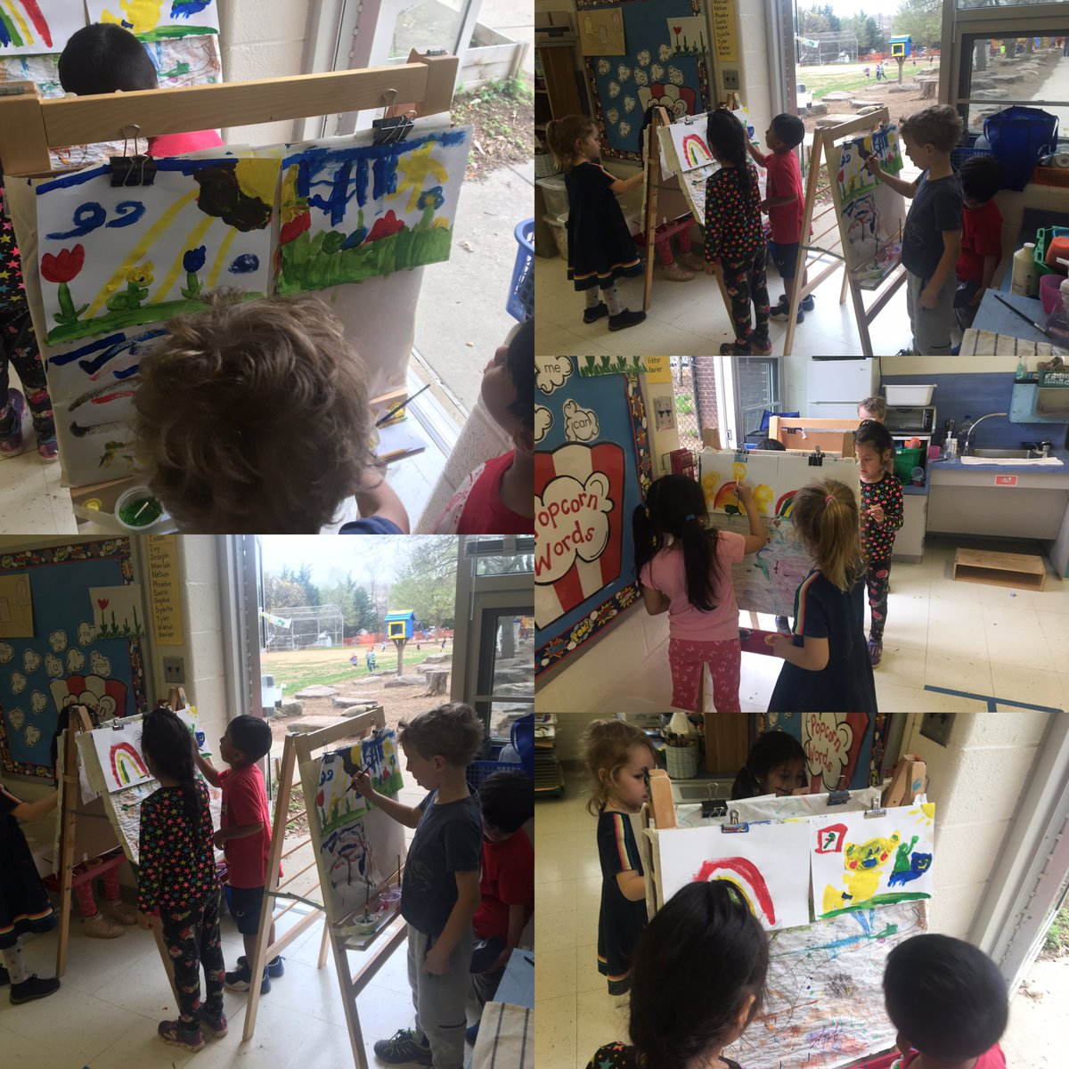 Ms Gutowski's artists. Spring is in the air🎨🌸⁦<a target='_blank' href='http://twitter.com/GlebeAPS'>@GlebeAPS</a>⁩ ⁦<a target='_blank' href='http://twitter.com/GlebeITC'>@GlebeITC</a>⁩ <a target='_blank' href='https://t.co/RMcdnDW5YO'>https://t.co/RMcdnDW5YO</a>