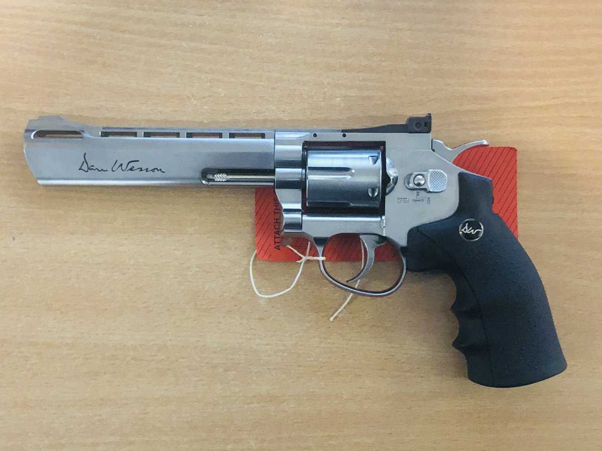 aab92279a2 A 31y o male has been arrested on suspicion of Possession of an Imitation  Firearm