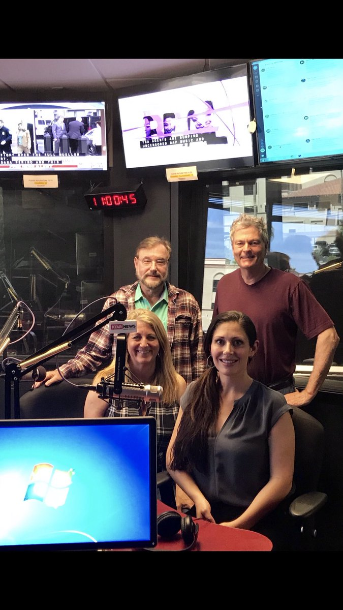 What's out of bounds? Everything? Nothing? We're talking political correctness on @michaeljoneil's Think Tank this Sunday 1 PM and 9 PM on @KTAR923 with @DoctorRhetorica Dawn Penich-Thacker and @JleinL J'lein Liese. Greetings to all my peeps at @FOX10Phoenix #FOX10Phoenix