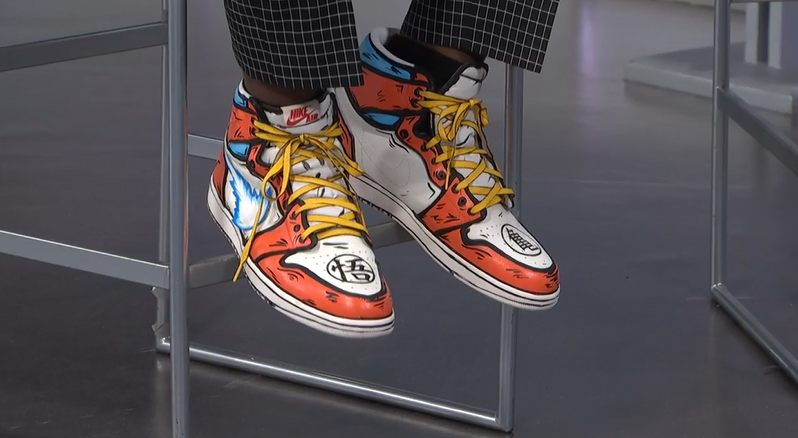 eafbb5b16e7f cam jordan on his extensive sneaker collection i got issues watch