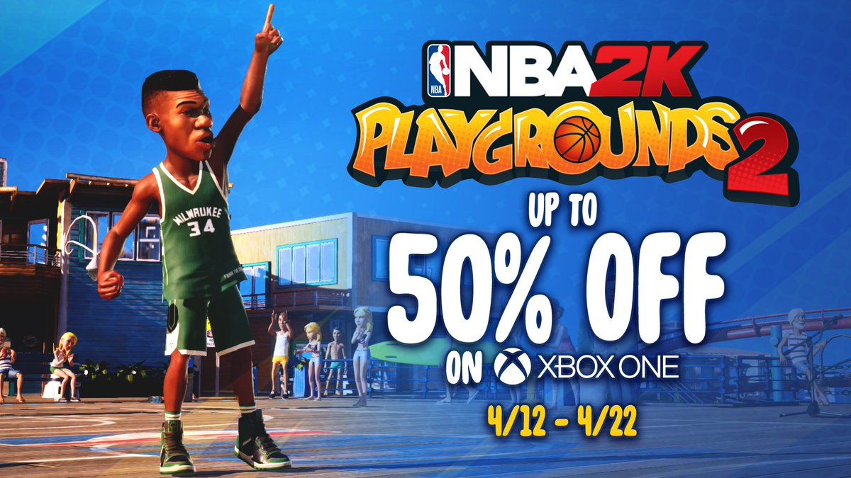 NBA 2K Playgrounds (@2KPlaygrounds) | Twitter