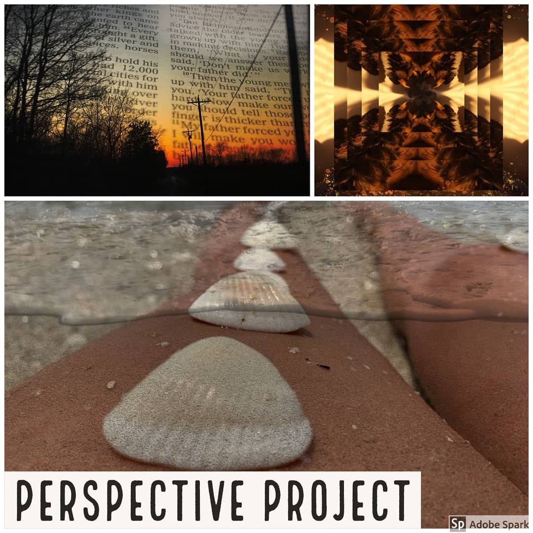 #photo1 created their images showing their #perspective of the world using different angles. They then used the tools they had already honed and found more to stretch their skills within #photoshop to create these awesome works of art. #bemoorevisual  #highschoolphotographer pic.twitter.com/a7UenXWeCP