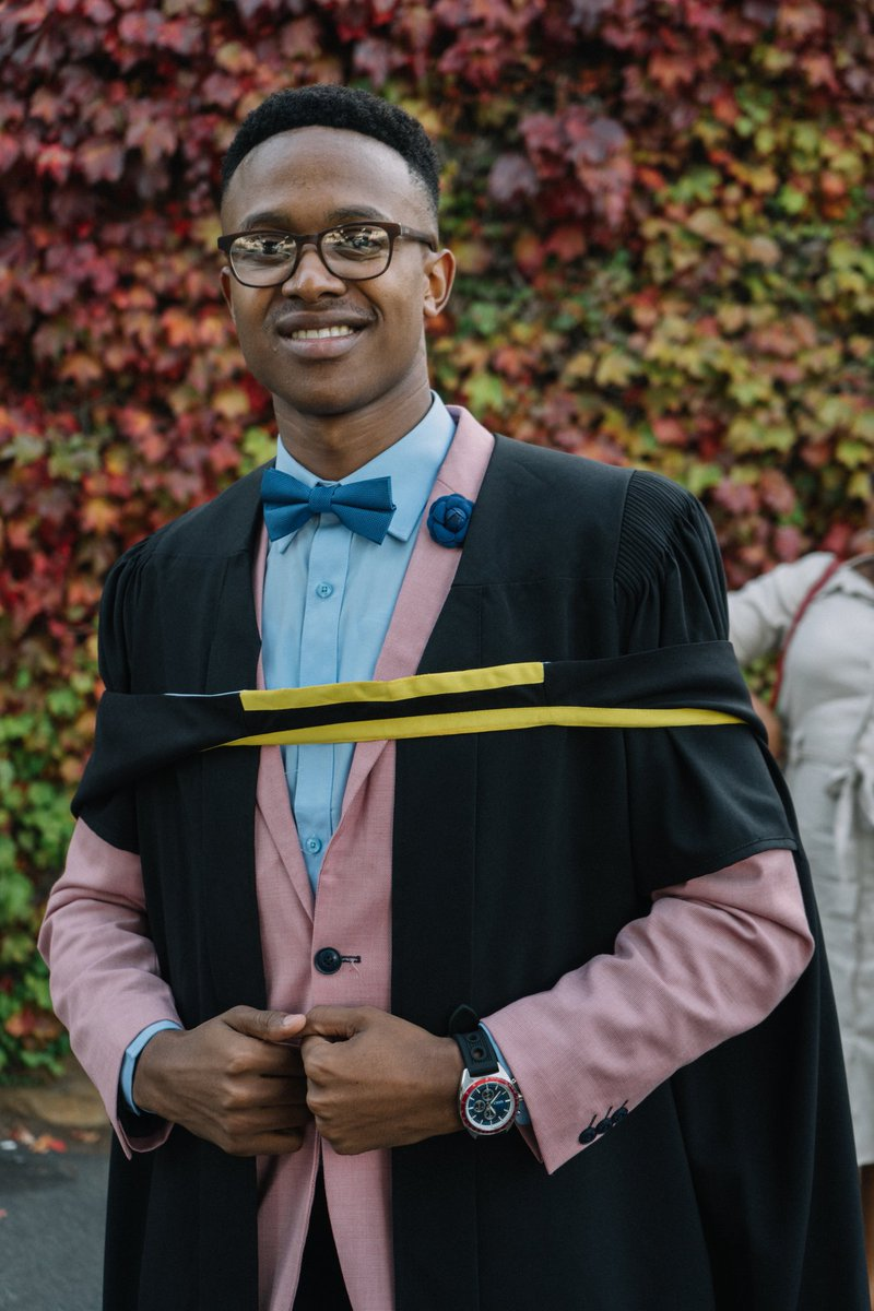 Also this happened yesterday#UCTgrad2019 <br>http://pic.twitter.com/HvLG05cZ5O
