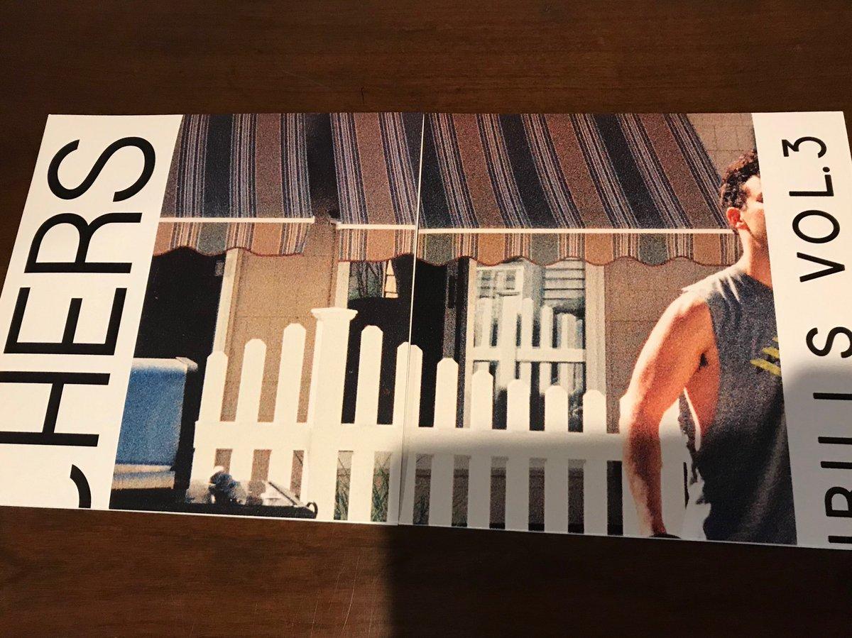 RT @wmacson: @bleachersmusic #2 arrived today. This is fun. Thanks @jackantonoff ! https://t.co/XnM85qkkiV