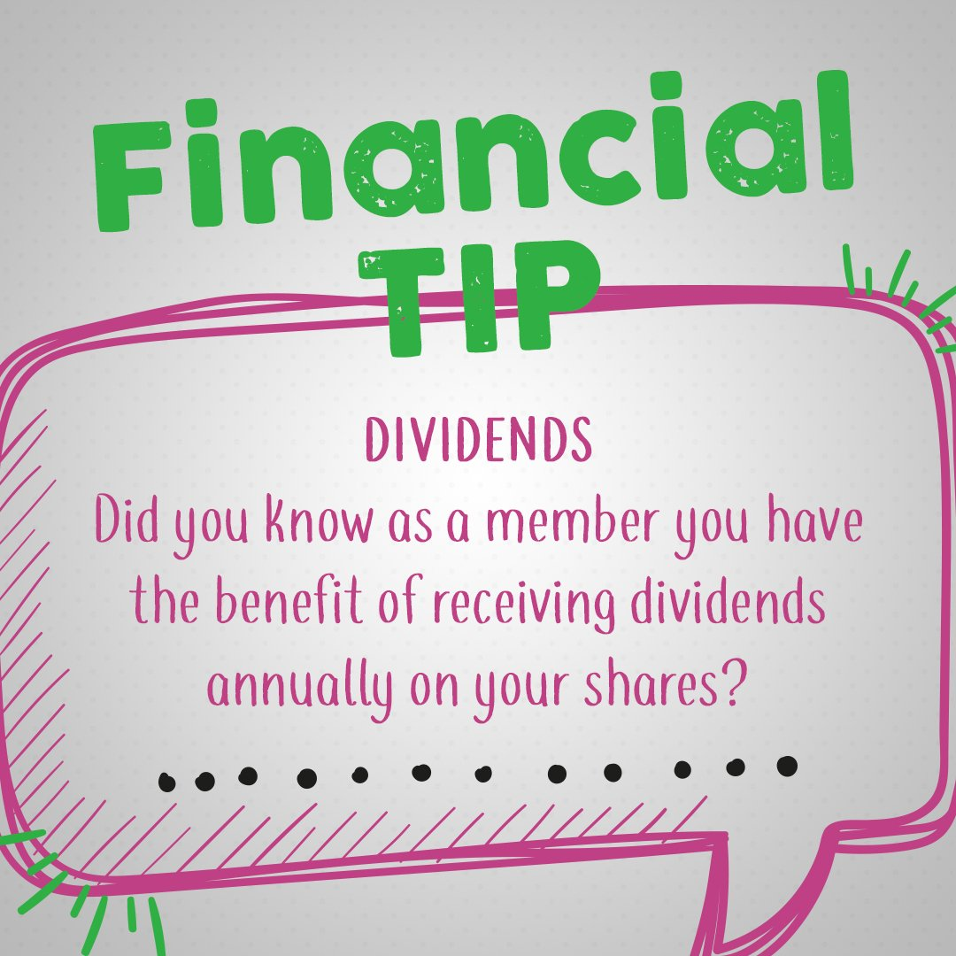 Did you know as a #PSCU member, you receive annual dividends on your shares.  Contact your nearest branch to learn more! #OnUsYouCanRely #FinancialTip