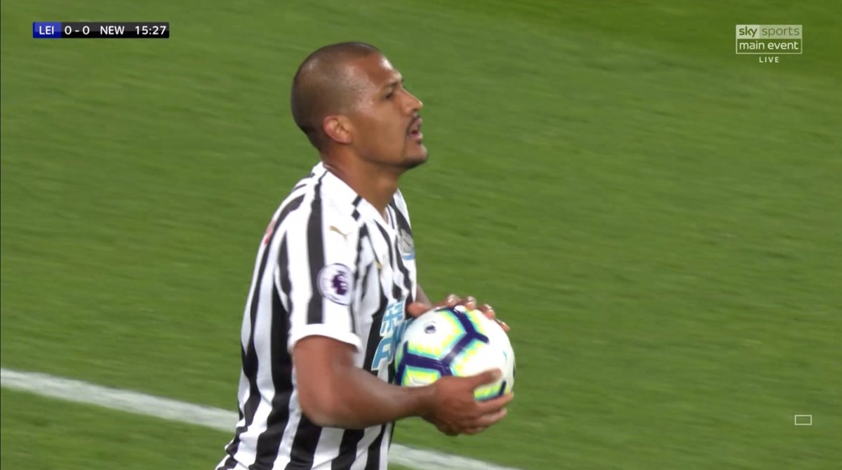 Sky Sports Statto's photo on Rondon