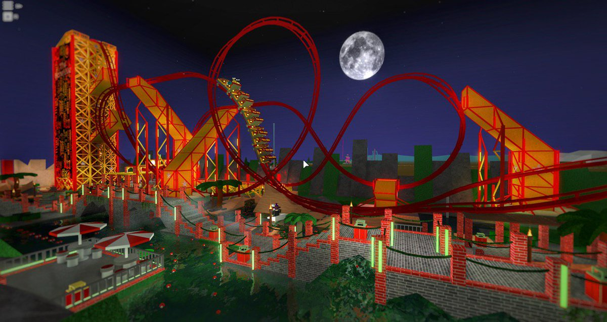 Theme Park Tycoon 2 On Twitter I Loved It