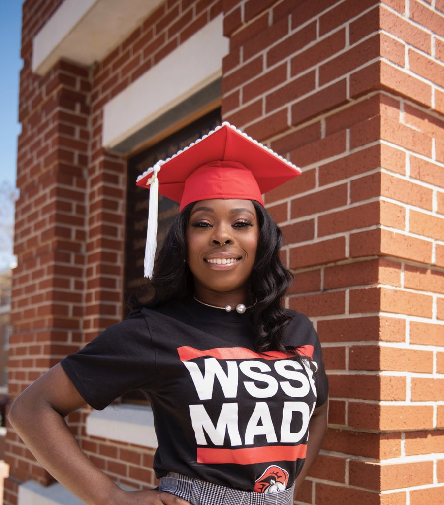 Education is the most powerful weapon which you can use to change the world#HBCUGrad #PrettyandEducated #WSSUpic.twitter.com/T8VZIHiNak
