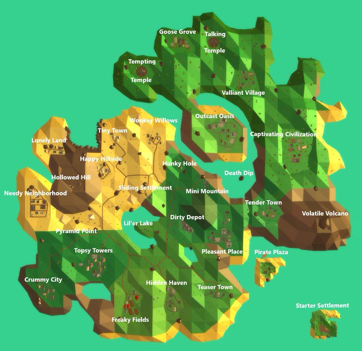 Improved City Na Civilization Maps – Grcija