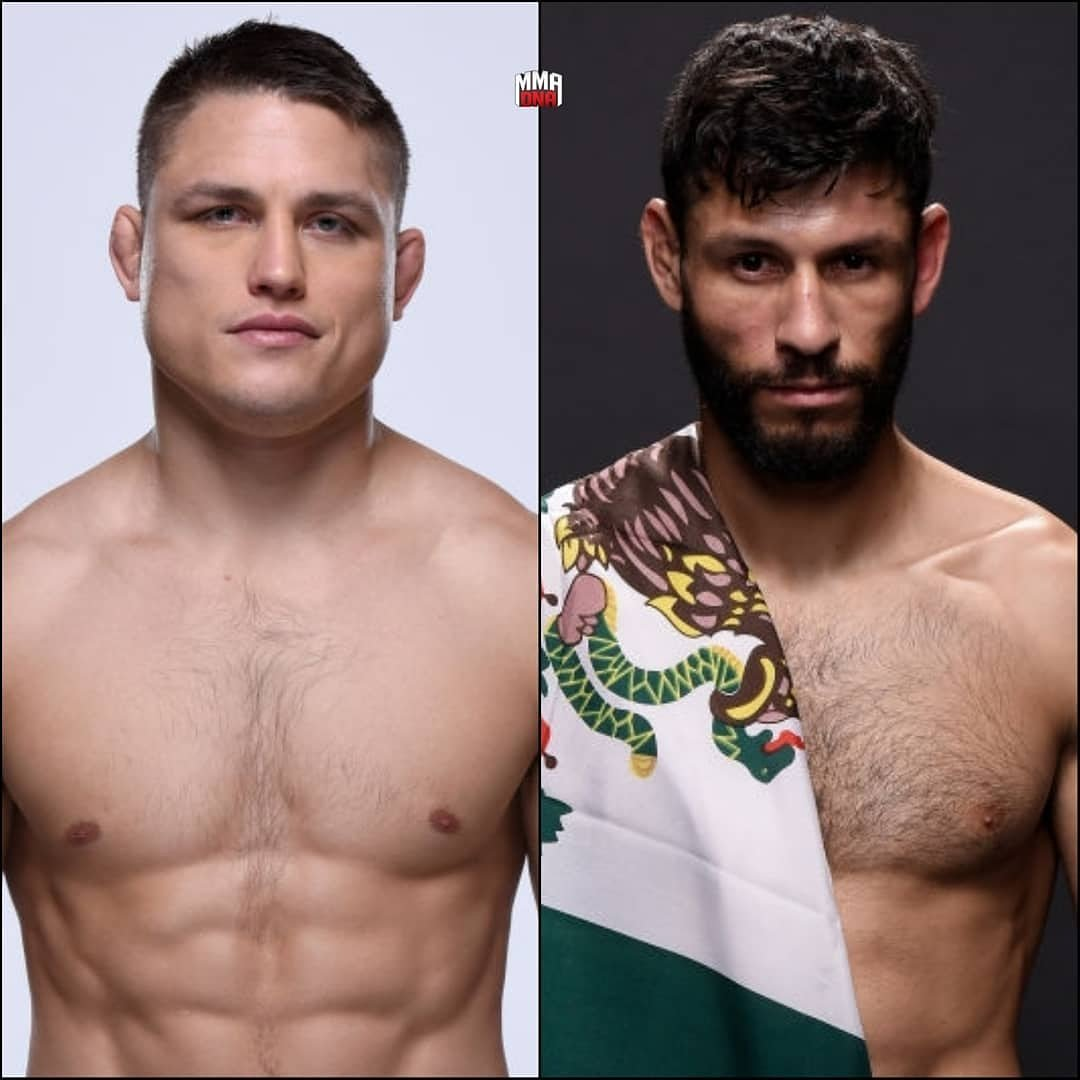 ***Fight Announcement*** Drew Dober vs. Marco Polo Reyes  UFC on ESPN 4 in Minneapolis, Minnesota (Jun. 29, 2019). Target Center. Lightweight Fight (155 lbs)