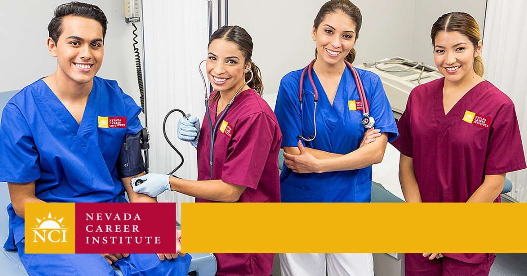 Q1069 Las Vegas On Twitter Looking For A Career Change Check Out Nevada Career Institute They Offer Programs To Become A Medical Assistant Medical Biller Or Surgical Tech Visit Https T Co Rggnksd35l For More