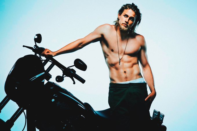 Happy Birthday Charlie Hunnam!