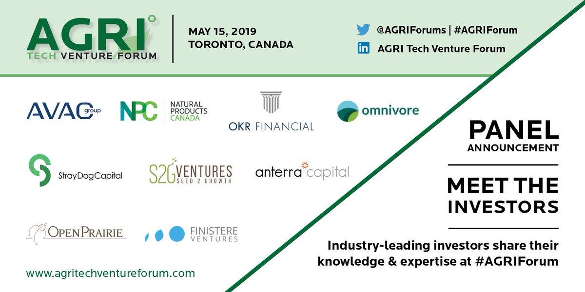 AGRI Tech Forum on Twitter: