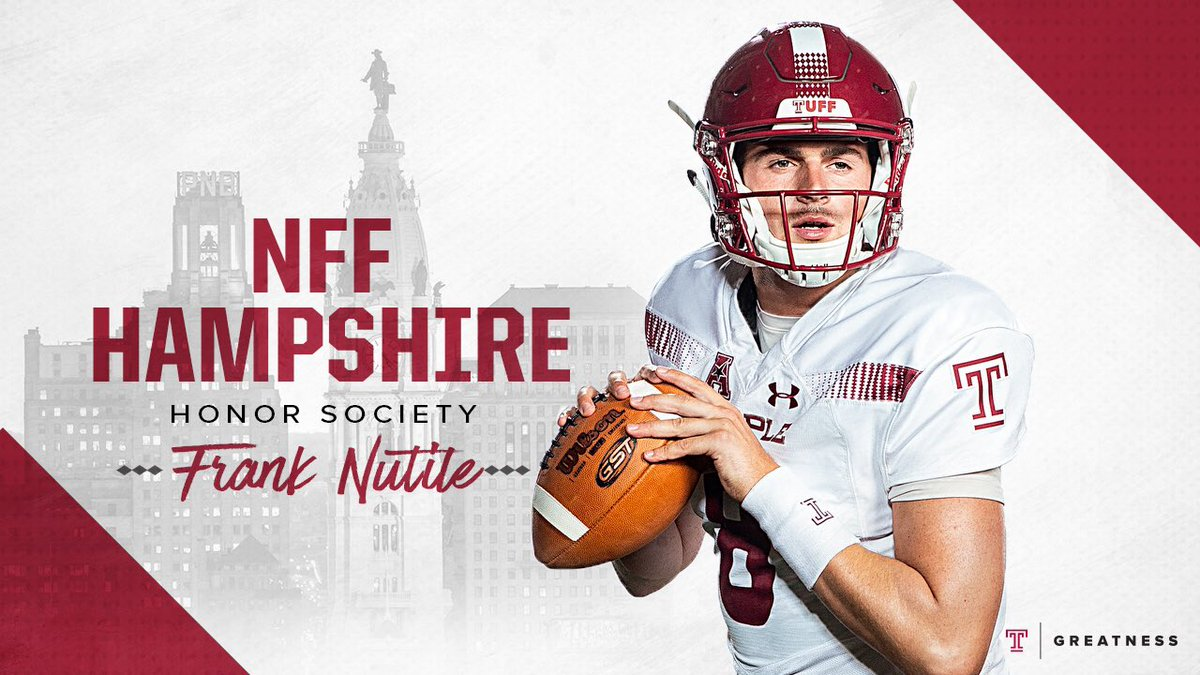 new concept 901d8 7b779 Temple Football on Twitter: