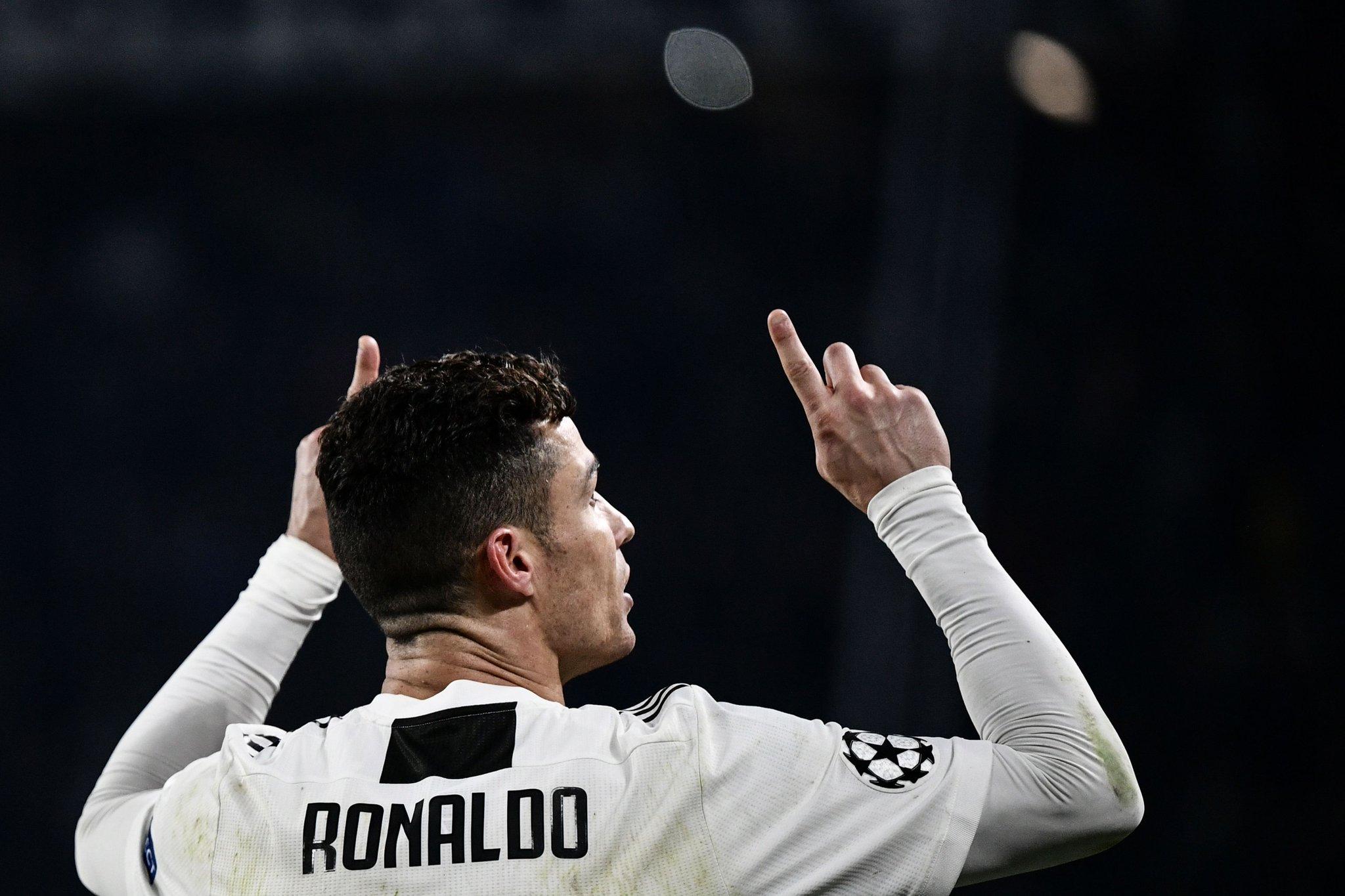 هدف كريستيانو رونالدو في مرمى أياكس - دوري أبطال أوروبا