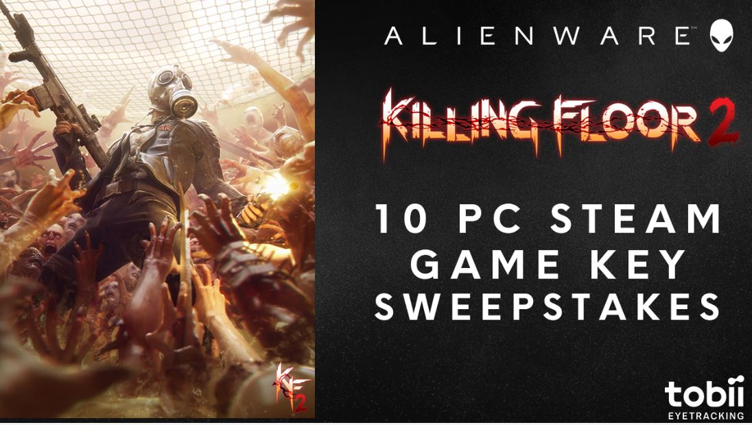 Enter to win Killing Floor 2, the Cyber Revolt DLC and a 4c