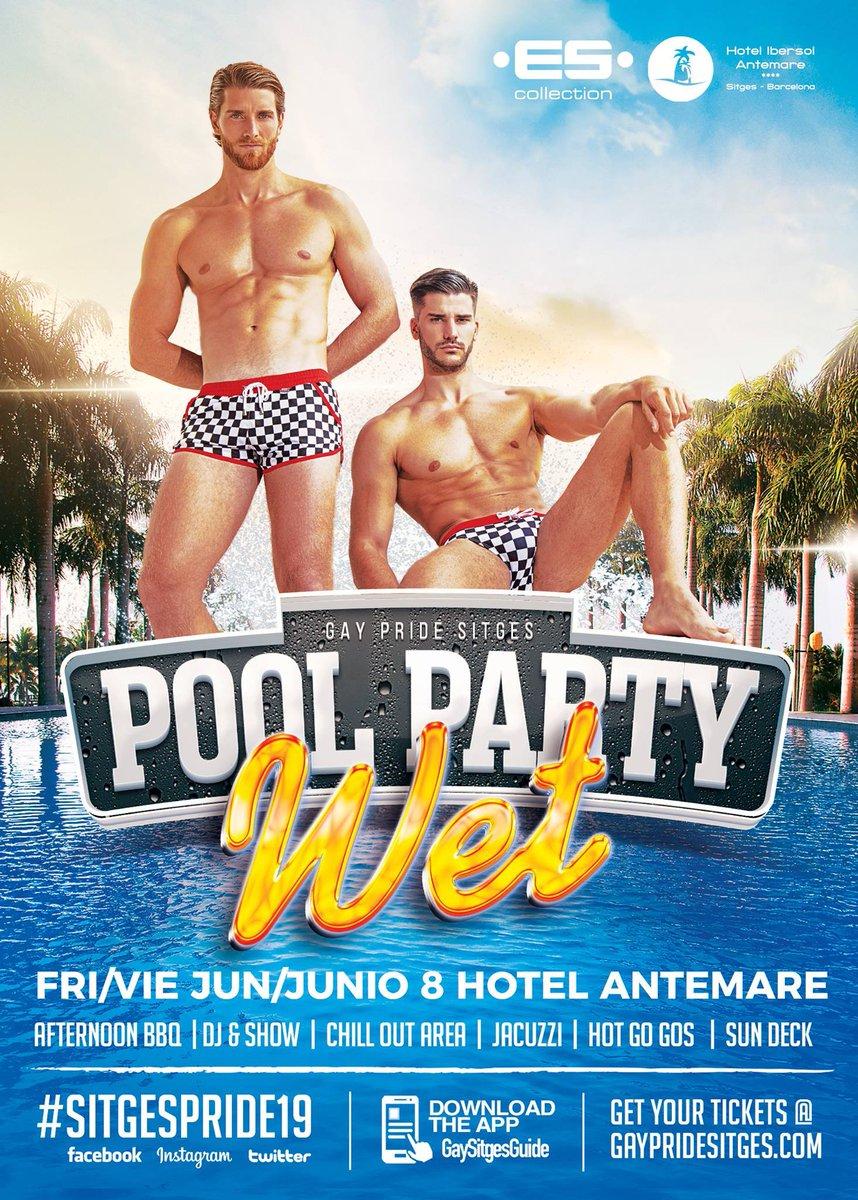 Gay pool party phuket