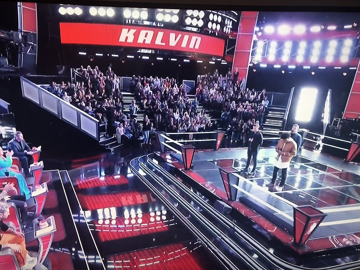 Blessed. Thank you Jehovah. Let's gooooo Jimmy!!!!!!  #crossbattles #thevoice @adamlevine thank you so much bro. <br>http://pic.twitter.com/ZPIsLCWs21