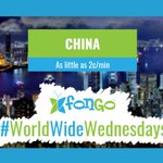 Happy #WorldWideWednesday! Today's country is China 🇨🇳 known for The Great Wall, pandas, and beautiful architecture! Call your Chinese friends and family using Fongo for just 2¢/min! Learn more by visiting https://t.co/kLuUQsp0hY