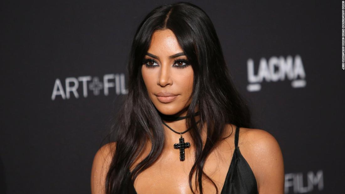 A Black Woman is the Reason why Kim Kardashian Plans on Taking the Bar to Become a Lawyer