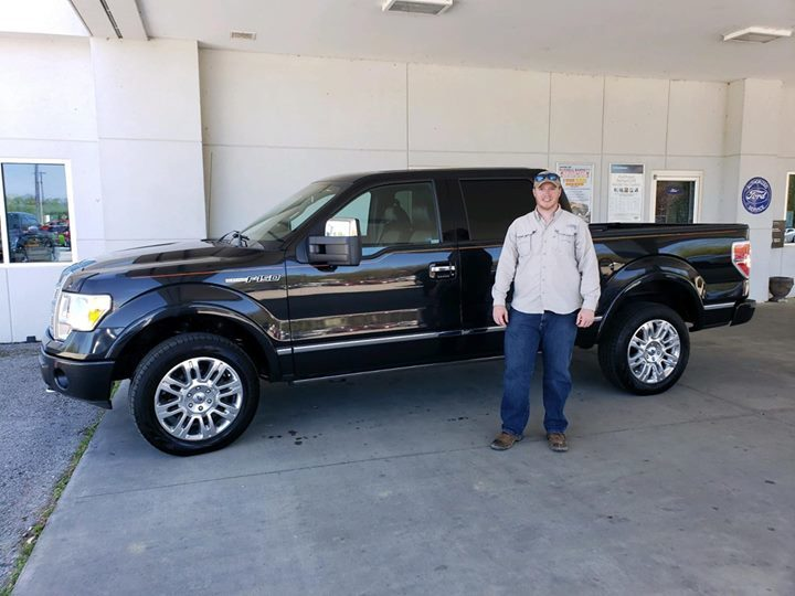 Russell Barnett Ford >> Congratulations To Allen Gifford From Florence Alabama On