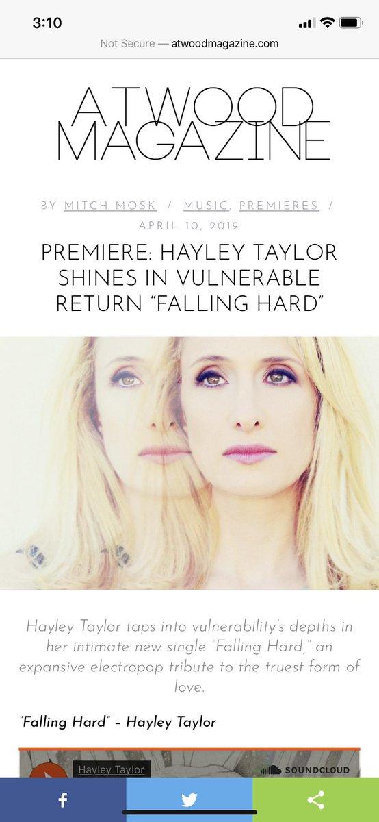 Hayley Taylor (@hayley_taylor) | Twitter