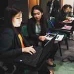 Image for the Tweet beginning: ATM: Universidad de Zamboanga's 1st