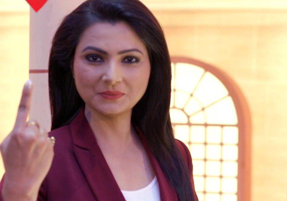 Chitra Tripathi's photo on #VoteKar