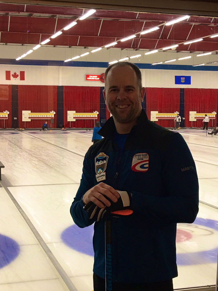 Just finished up practice @calgarycurlclub for the @Curling_Alberta Club Championships. Games tomorrow at 10am & 3pm. #curling #leadgig #hurryhard <br>http://pic.twitter.com/AqXHGJmm4P