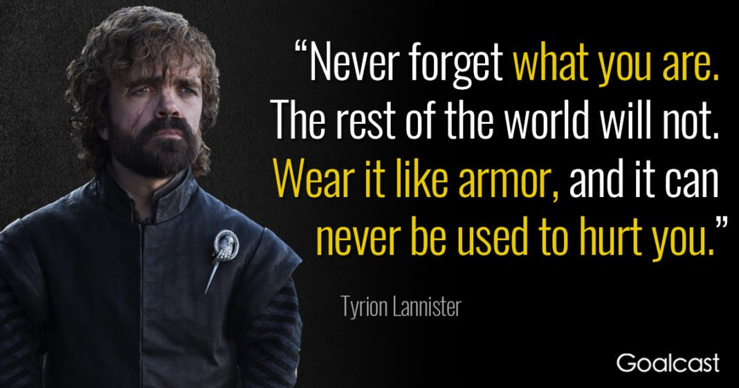 The best qoute that I always use in my everyday life. #mylistvalarmorghulis #dontletthemgettoyou